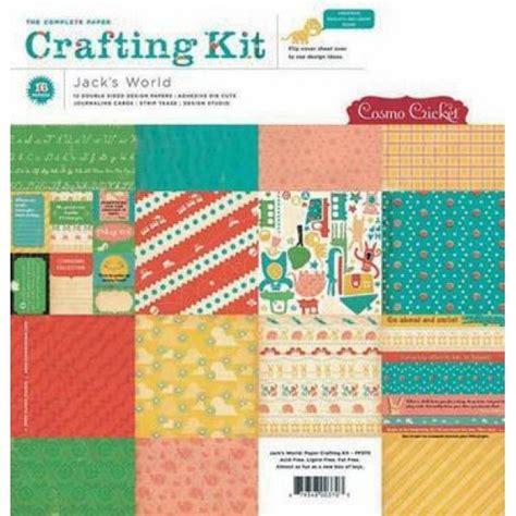 paper crafting world paper crafting kit jacks world 30 5 x 30 5 cm baste