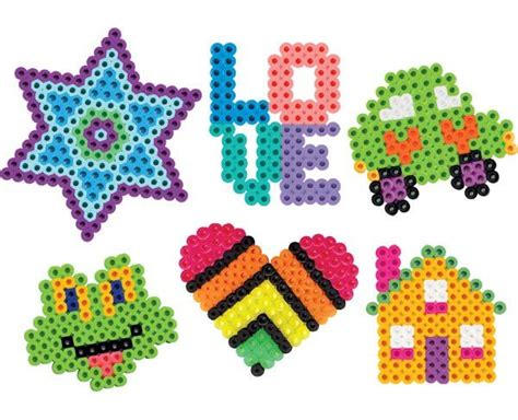 cool melty bead designs perler melty bead variety car frog