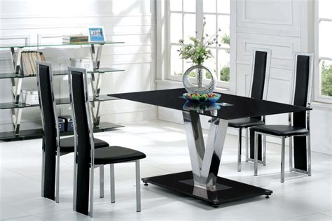 black dining tables and chairs black dining room tables and chairs home decoration ideas