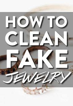 how to make jewelry cleaner for gold 1000 ideas about costume jewelry crafts on