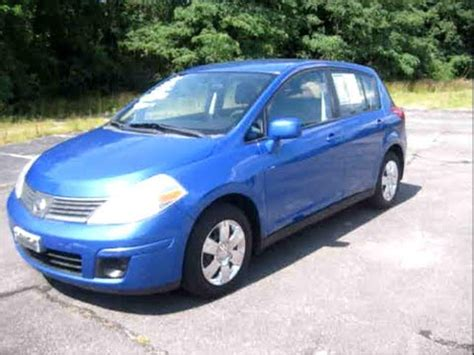 2007 Nissan Versa Review by 2007 Nissan Versa Start Up Engine Review