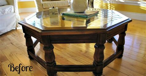 chalk paint ideas for coffee tables chalk paint coffee table transformation hometalk