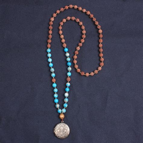 bead necklaces cheap buy wholesale wooden bead necklace from china