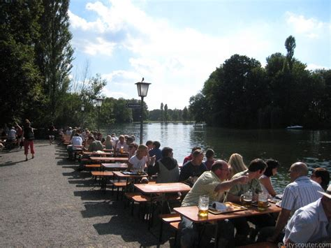 Englischer Garten München Gaststätte by Seehaus M 252 Nchen Bilder Fotos