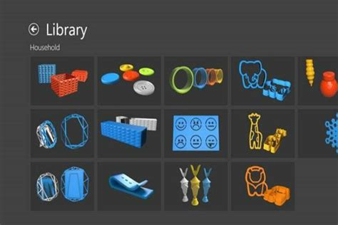 3d room builder microsoft embraces 3d printing with 3d builder a free