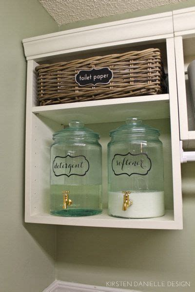 laundry room detergent storage 25 best ideas about laundry room organization on