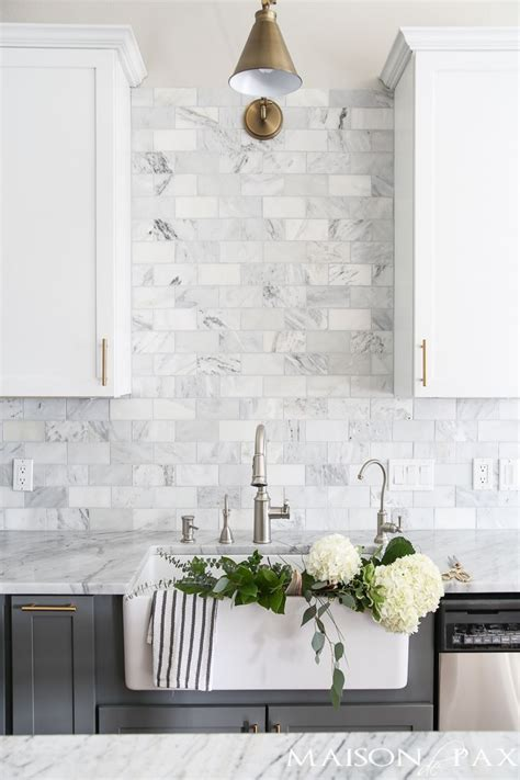 subway tile backsplash ideas for the kitchen best 25 kitchen backsplash ideas on