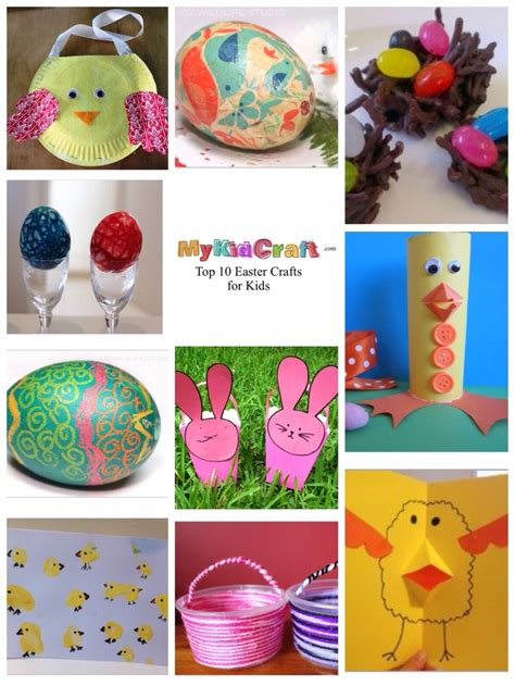 best craft ideas for top 10 easter crafts for my kid craft