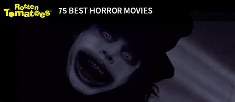 top horror best horror of all time