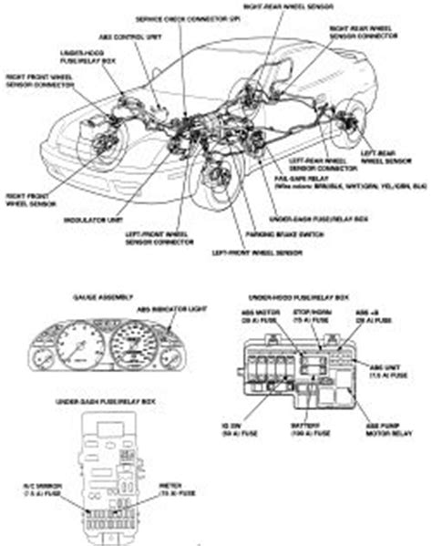 repair anti lock braking 1992 honda civic parking system 1998 gmc truck k1500 1 2 ton p u 4wd 5 7l fi ohv 8cyl repair guides anti lock brake system
