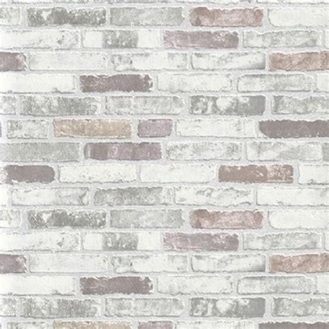 Bathroom Wallpaper Nz by Erismann Brix Brick Wall Effect Embossed Textured