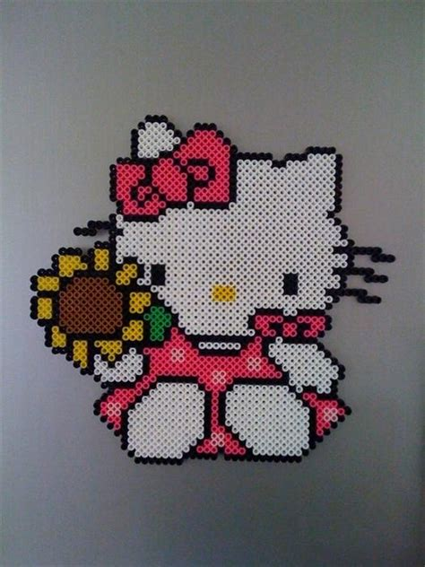91 Best Images About Perler Hello On