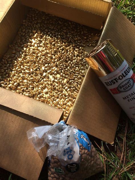 spray paint anleitung 17 besten goldene hochzeit bilder auf goldene