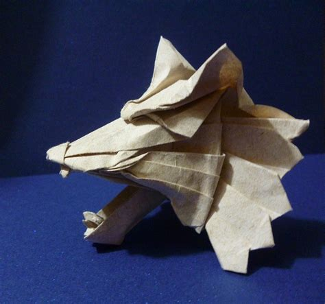 wolf origami 17 best images about the wolf you feed on