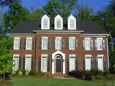 luxury homes cary nc windermere cary nc neighborhood built by wieland