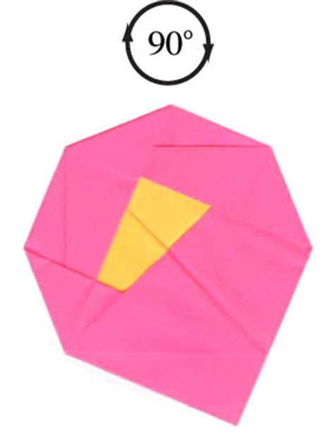 origami camellia how to make a traditional origami camellia page 15