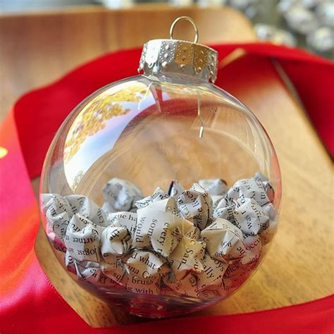 clear ornaments craft ideas 25 diy crafts featuring the simple ornament