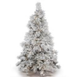 3 foot black tree vickerman flocked white on green pvc 6 5 foot alberta
