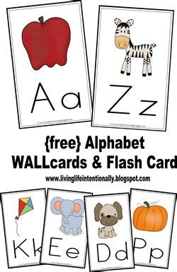 make flash cards free 25 best ideas about alphabet flash cards on
