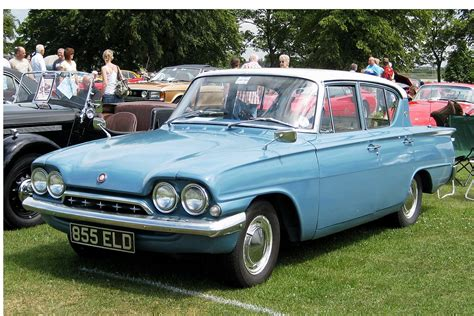 Classic Ford Cars by Ford Consul Classic