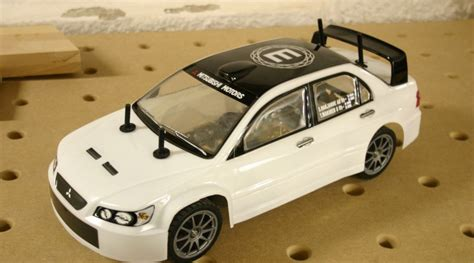 Modification Article by Rc Rally Car Modification Article Stefan Teitge