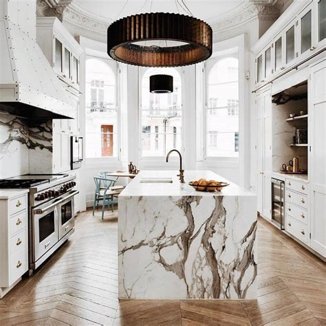marble kitchen islands marble island interior inspo marble island marbles and waterfall countertop