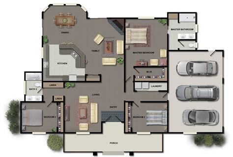 plans for new homes floor plans