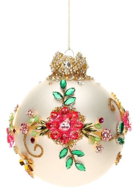 jeweled ornaments ornaments king s collection