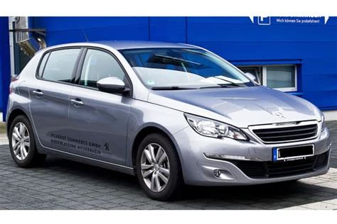 Pronounce Peugeot by Peugeot 308 Car Model Detailed Review Of Peugeot 308 Model