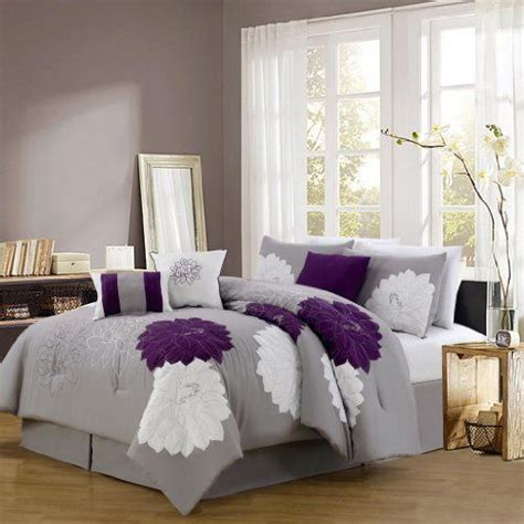 purple bedroom sets 25 best ideas about purple comforter on plum