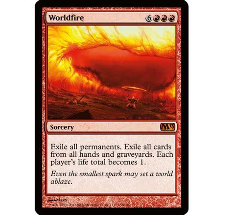 best card blogs worldfire magic 2013 m13 spoiler preview card mtg