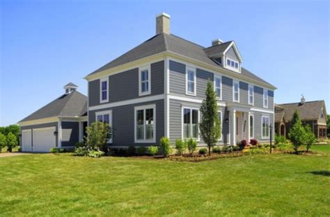 houses painted gray how to use gray with your home s exterior