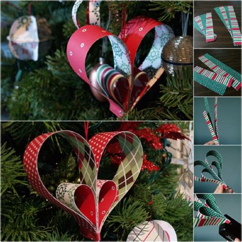 simple ornaments to make 20 hopelessly adorable diy ornaments made from