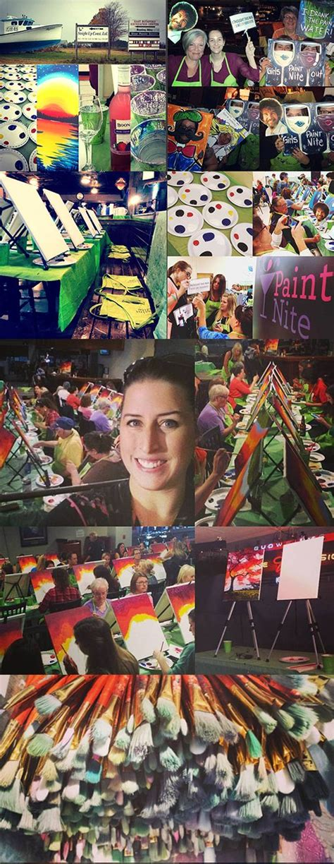 1000 Images About Paint Nite Featured Artists On