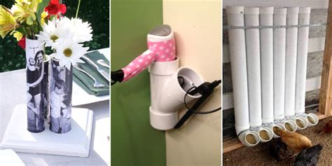 pvc craft projects 20 diy projects you can make using pvc pipe