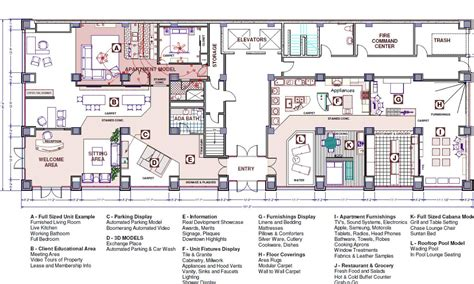 floor plans for commercial buildings commercial plan sles by dan baumann using chief architect
