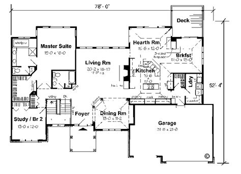 walkout ranch floor plans ranch homes with walkout basements house plans and ideas
