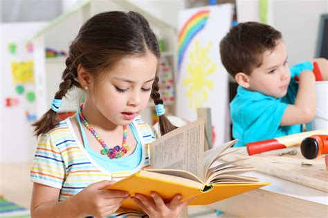 child reading book picture a ten point programme to develop the reading habit in children