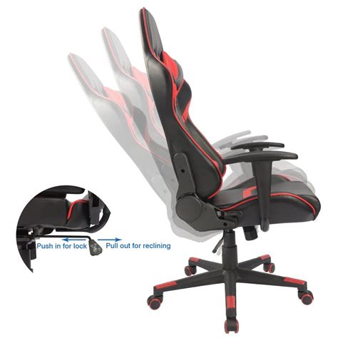 Home Style Gaming Chair by Furmax High Back Racing Style Pc Gaming Chair Lummyshop