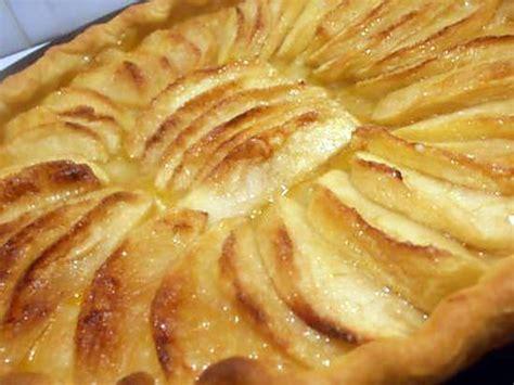 recette de tarte aux pommes express