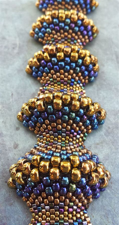 peyote beaded bracelets 25 best ideas about peyote stitch on peyote