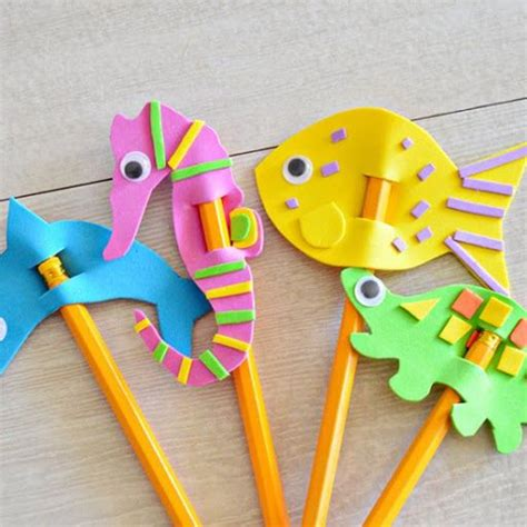 pencil topper crafts for 25 best ideas about pencil toppers on felt