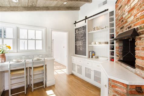 kitchen cabinet with sliding doors 25 trendy kitchens that unleash the of sliding barn