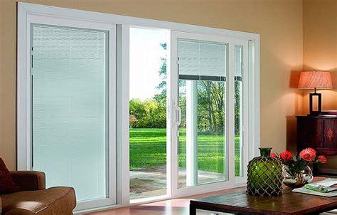 blinds sliding patio doors sliding glass patio doors design ideas plywoodchair