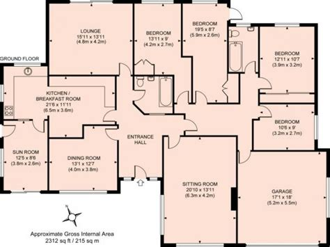 simple 4 bedroom floor plans 3d bungalow house plans 4 bedroom 4 bedroom bungalow floor