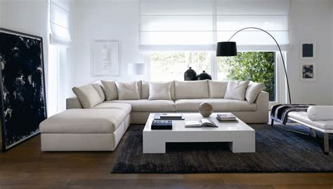 livingroom sofa add space where you need it the most with l shaped sofas