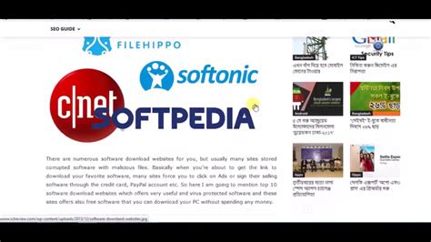 best software download website free software download websites top 10 best youtube video