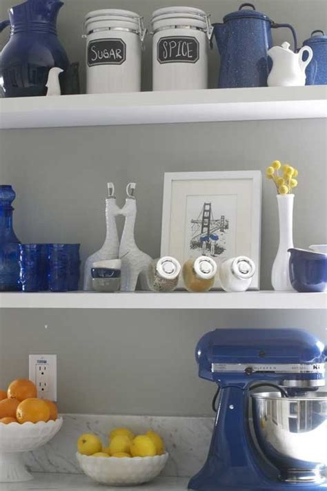 blue kitchen decorating ideas 25 best ideas about blue kitchen decor on