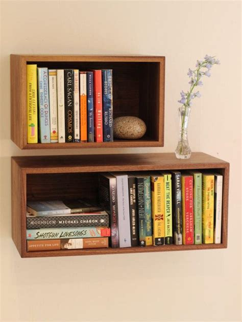 hanging wall bookshelves 26 best images on