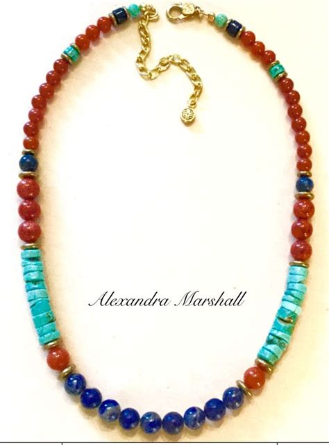 gemstone for jewelry 25 best ideas about gemstone necklace on